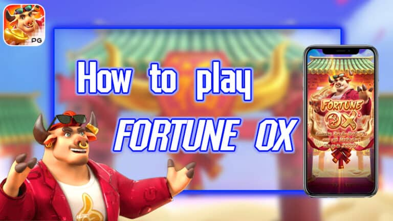 How to play Fortune OX